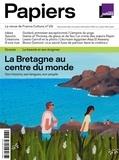 Philippe Thureau-Dangin - France Culture Papiers N° 29, juillet-septe : La Bretagne au centre du monde.