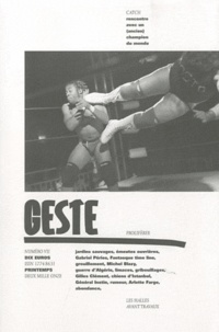 Damien Baldin - Geste N° 7, Printemps 2011 : Proliférer.