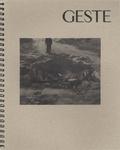 Marie Goupy et Lambert Dousson - Geste N° 8 : Faire et defaire la guerre.