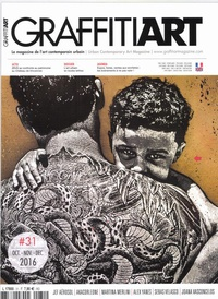 Samantha Longhi et Jean-Martial Lefranc - Graffiti Art N° 32, octobre-novem : .
