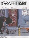Jean-Martial Lefranc - Graffiti Art N° 40, septembre-oct : Arts urbains, de nouveaux enjeux territoriaux et touristiques.