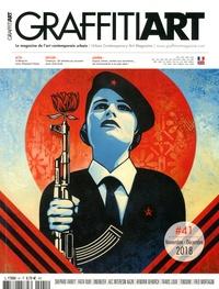 Jean-Martial Lefranc - Graffiti Art N° 41, novembre-déce : 50 artistes au couvent avec Axel Void.