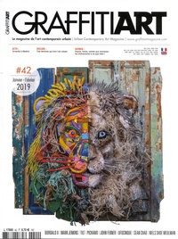 Jean-Martial Lefranc - Graffiti Art N° 42, janvier-févri : .