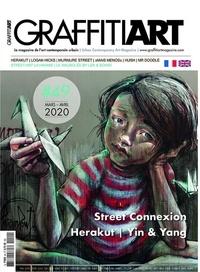 Graffiti Art - Graffiti Art N° 49, février-mars  : Street Connexion - Herakut, Yin & Yang.