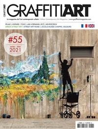 Eric Eludut - Graffiti Art N° 55, avril/mai 202 : .