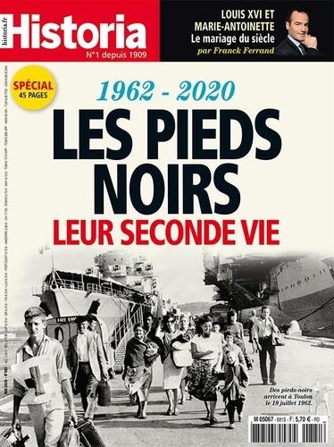 Tramor Quemeneur et Emmanuel Dewaresquiel - Historia N° 881, mai 2020 : Les pieds noirs - Leur seconde vie.