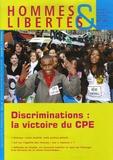 Jean-Pierre Dubois et Jean Danet - Hommes & Libertés N° 134, Avril-Juin 2 : Discriminations : la victoire du CPE.