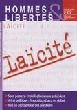 Pierre Tartakowsky - Hommes & Libertés N° 143, Juillet-août : Laïcité.