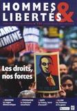 Jean-Pierre Dubois - Hommes & Libertés N° 153, Janvier-févr : Les droits, nos forces.