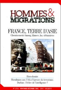 Py Cha et  Collectif - Hommes & Migrations N° 1234 Novembre-Déc : France, terre d'Asie.