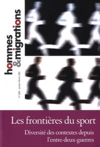 Marie Poinsot - Hommes & Migrations N° 1289, janvier-fév : Les frontières du sport - Diversités des contextes depuis l'entre-deux-guerres.