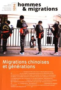 Simeng Wang et Marie Poinsot - Hommes & Migrations N° 1314 : Migrations chinoises et générations.