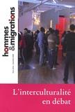 Marie Poinsot - Hommes & Migrations N° Hors-Série, Novem : L'interculturalité en débat.