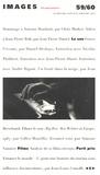 Jean-Pierre Daniel - Images documentaires N° 59/60 : Le son.
