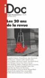 Catherine Blangonnet-Auer - Images documentaires N° 75/76, Décembre 2 : Les 20 ans de la revue.