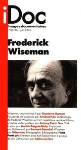 Marie-Claire Amblard - Images documentaires N° 85/86, juin 2016 : Frederick Wiseman.