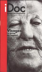 Marie-Claire Amblard - Images documentaires N° 96/97, octobre 20 : Visages - La prise du regard.