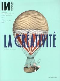Isabelle Musnik - INfluencia N° 14, juillet-septe : La créativité.