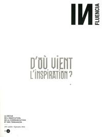 Gaël Clouzard - INfluencia N° 18, juillet-septe : D'où vient l'inspiration ?.