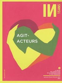 Cristina Alonso - INfluencia N° 30, septembre-oct : Agit-acteurs.