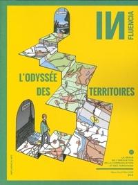 Cristina Alonso - INfluencia N° 32, mars-avril-ma : L'odyssée des territoires.