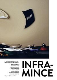 Nicolas Giraud - Infra-mince N° 13 : L'oeuvre d'art et sa reproduction technique.