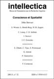 Christian Brassac - Intellectica N° 32, 2001/1 : Conscience et spatialité.