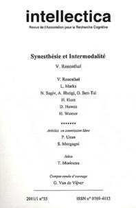 Victor Rosenthal - Intellectica N° 55, 2011/1 : Synesthésie et intermodalité.