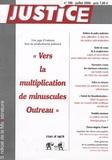 Thierry Baranger et Yves Benhamou - Justice N° 188, Juillet 2006 : Vers la multiplication de minuscules Outreau.