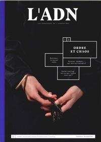 Adrien de Blanzy - L'ADN N° 12 : Ordre et chaos.