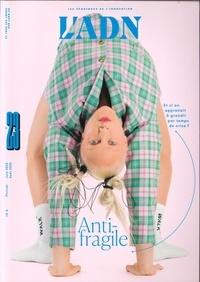 Adrien de Blanzy - L'ADN N° 23, juin-août 202 : Anti-fatigue - Et si on apprenait à grandir par temps de crise ?.