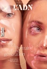 Adrien de Blanzy - L'ADN N° 24, septembre-nov : Z, Portrait d'une génération.