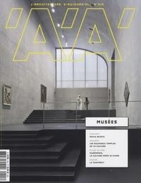 Emmanuelle Borne - L'architecture d'aujourd'hui N° 415, octobre 2016 : Musées.