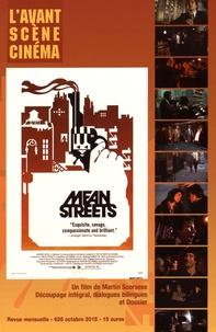 Yves Alion - L'Avant-Scène Cinéma N° 626, octobre 2015 : Mean streets.