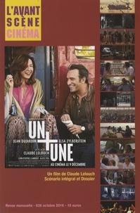Yves Alion - L'Avant-Scène Cinéma N° 636 octobre 2016 : Un + Une - Claude Lelouch.