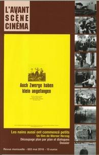 Yves Alion - L'Avant-Scène Cinéma N° 653, mai 2018 : Les nains aussi ont commencé petits.