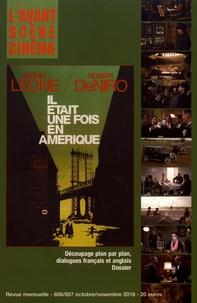 Yves Alion - L'Avant-Scène Cinéma N° 656-657, octobre- : Il était une fois en Amérique.