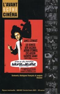 Yves Alion - L'Avant-Scène Cinéma N° 680-681, février- : Autopsie d'un meurtre - Otto Preminger.