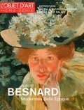 Jeanne Faton et Myriam Escard-Bugat - L'estampille/L'objet d'art Hors-série N° 102, j : Albert Besnard (1849-1934) - Modernités Belle Epoque.