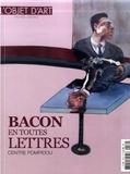 Jeanne Faton et Myriam Escard-Bugat - L'estampille/L'objet d'art Hors-série N° 139, s : Bacon en toutes lettres.