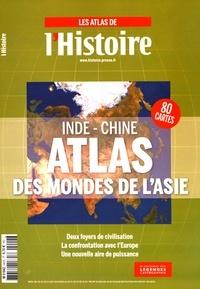 Valérie Hannin - L'Histoire N° 402, août 2014 : Atlas des mondes de l'Asie.