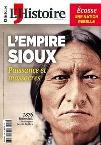Héloïse Kolebka - L'Histoire N° 468, février 2020 : L'empire sioux - Puissance et massacres.