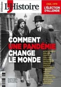 Héloïse Kolebka - L'Histoire N° 475, septembre 20 : Comment une pandémie change le monde.
