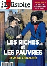 Héloïse Kolebka - L'Histoire N° 480, février 2021 : Les riches et les pauvres - 1000 ans d'inégalités.
