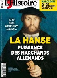 Héloïse Kolebka - L'Histoire N° 482, avril 2021 : La Hanse - Puissance des marchands allemands.