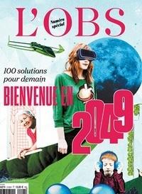 L'Obs - L'Obs Hors-série N° 108, j : Vivre en 2049.