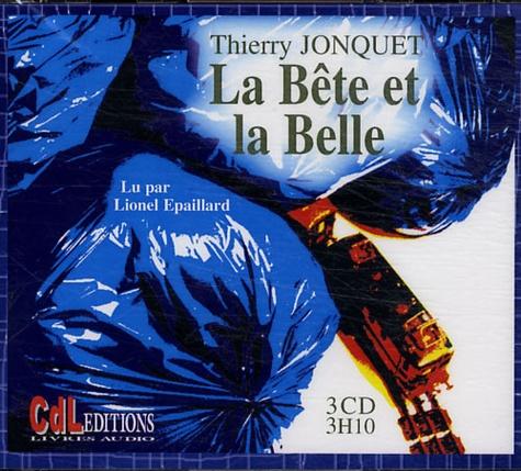 La Bête et la Belle  3 CD audio