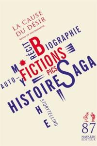 Marie-Hélène Brousse - La Cause du désir N° 87, Juin 2014 : Fictions.