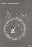 Luc Richir et Miguel Abensour - La Part de l'Oeil N° 12 : L'art et le politique.