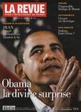 Béchir Ben Yahmed - La revue pour l'intelligence du monde N° 14, Mai-Juin 2008 : Obama, la divine surprise.
